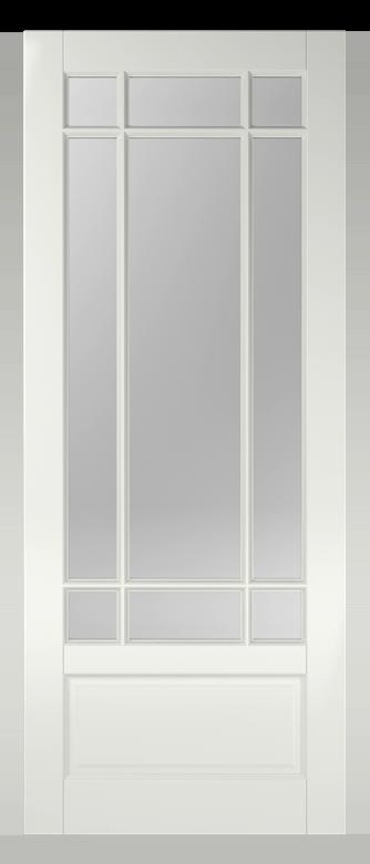 deuren met glas