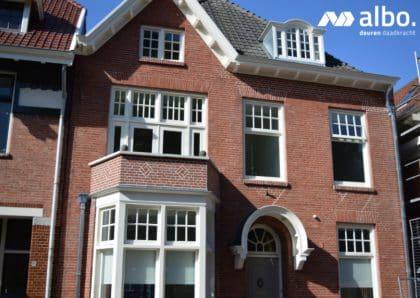 Renovatie ramen en deuren Enschede