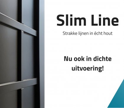 Slim Line dicht