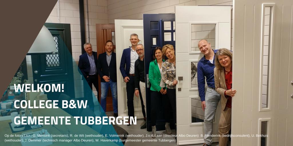 College B&W gemeente Tubbergen