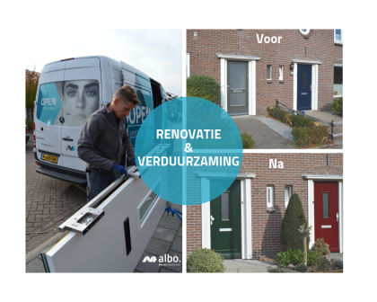 Renovatie & Verduurzaming