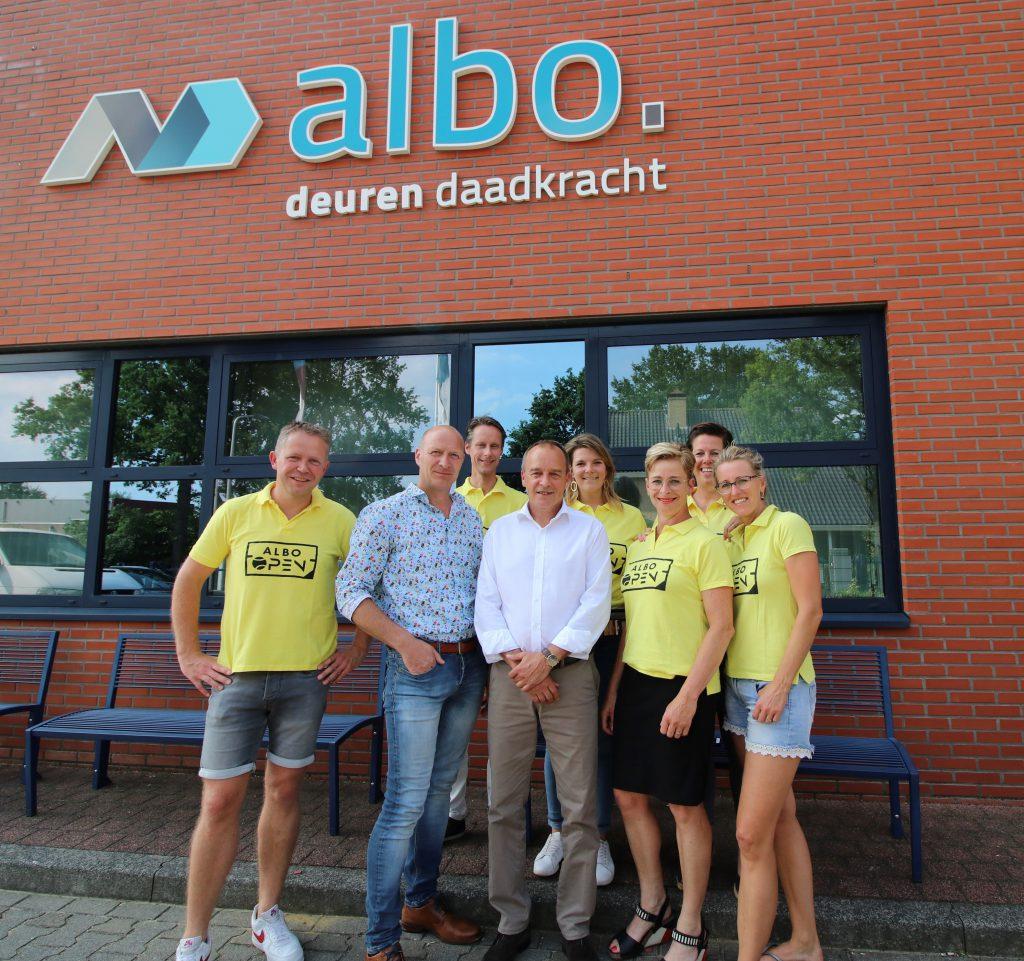 Promotie Albo Open